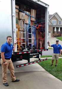 Home Moving Services - Cleveland TN
